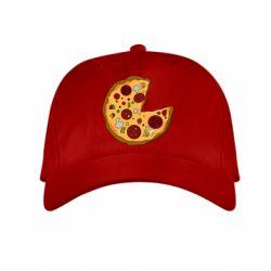 Детская кепка Love Pizza