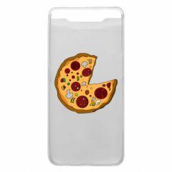 Чохол для Samsung A80 Love Pizza