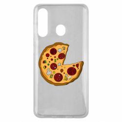 Чохол для Samsung M40 Love Pizza