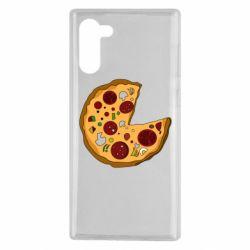 Чохол для Samsung Note 10 Love Pizza
