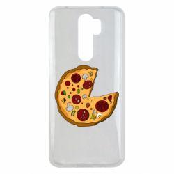 Чохол для Xiaomi Redmi Note 8 Pro Love Pizza