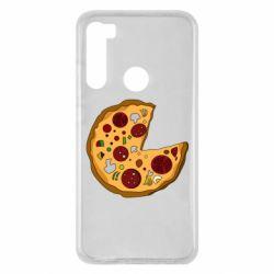 Чохол для Xiaomi Redmi Note 8 Love Pizza