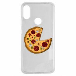 Чохол для Xiaomi Redmi Note 7 Love Pizza