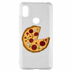 Чохол для Xiaomi Redmi S2 Love Pizza