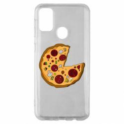 Чохол для Samsung M30s Love Pizza