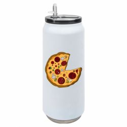Термобанка 500ml Love Pizza