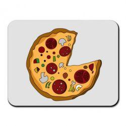Коврик для мыши Love Pizza - FatLine