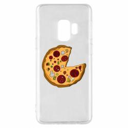 Чохол для Samsung S9 Love Pizza