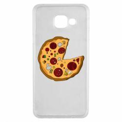Чохол для Samsung A3 2016 Love Pizza