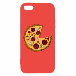 Чохол для iphone 5/5S/SE Love Pizza