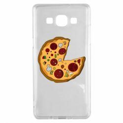 Чохол для Samsung A5 2015 Love Pizza