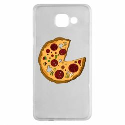 Чохол для Samsung A5 2016 Love Pizza