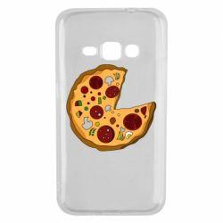 Чохол для Samsung J1 2016 Love Pizza