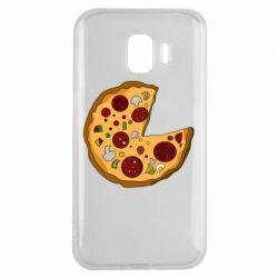 Чохол для Samsung J2 2018 Love Pizza
