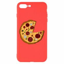 Чохол для iPhone 8 Plus Love Pizza
