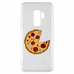 Чохол для Samsung S9+ Love Pizza