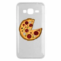 Чохол для Samsung J3 2016 Love Pizza