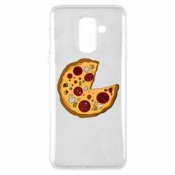 Чохол для Samsung A6+ 2018 Love Pizza