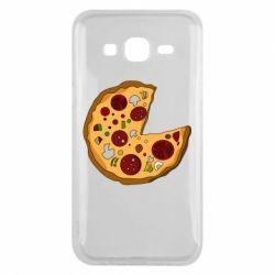 Чохол для Samsung J5 2015 Love Pizza