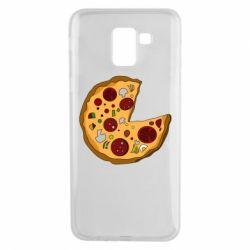 Чохол для Samsung J6 Love Pizza