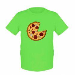 Детская футболка Love Pizza - FatLine