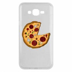 Чохол для Samsung J7 2015 Love Pizza