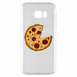 Чохол для Samsung S7 EDGE Love Pizza