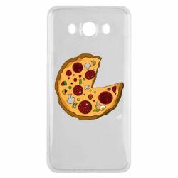 Чохол для Samsung J7 2016 Love Pizza
