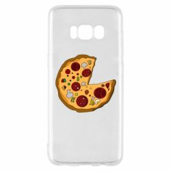 Чохол для Samsung S8 Love Pizza