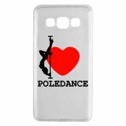 Чохол для Samsung A3 2015 Love Pole Dance