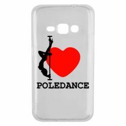 Чохол для Samsung J1 2016 Love Pole Dance