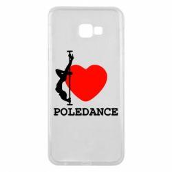 Чохол для Samsung J4 Plus 2018 Love Pole Dance