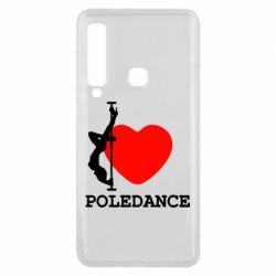 Чохол для Samsung A9 2018 Love Pole Dance