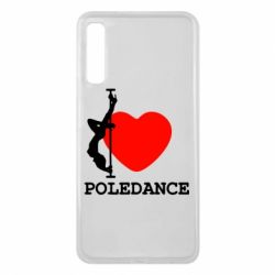Чохол для Samsung A7 2018 Love Pole Dance