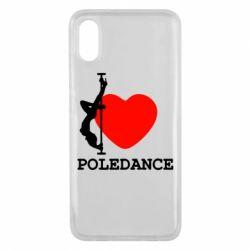 Чохол для Xiaomi Mi8 Pro Love Pole Dance