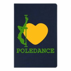 Блокнот А5 Love Pole Dance