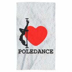 Рушник Love Pole Dance