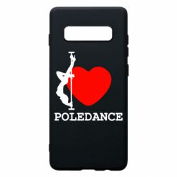 Чохол для Samsung S10+ Love Pole Dance