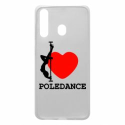 Чохол для Samsung A60 Love Pole Dance