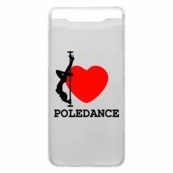 Чохол для Samsung A80 Love Pole Dance