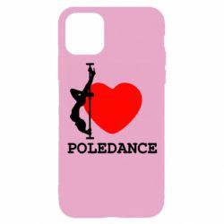 Чохол для iPhone 11 Pro Love Pole Dance