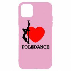 Чохол для iPhone 11 Pro Max Love Pole Dance