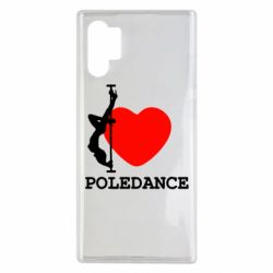 Чохол для Samsung Note 10 Plus Love Pole Dance