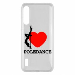 Чохол для Xiaomi Mi A3 Love Pole Dance