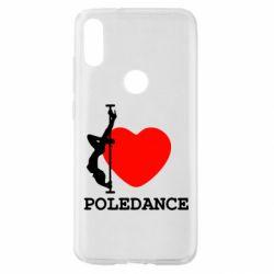 Чохол для Xiaomi Mi Play Love Pole Dance