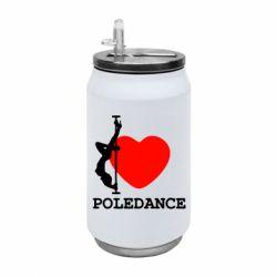 Термобанка 350ml Love Pole Dance