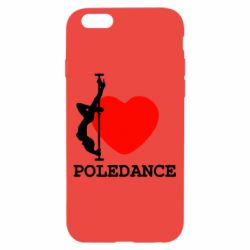 Чохол для iPhone 6/6S Love Pole Dance