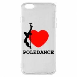 Чохол для iPhone 6 Plus/6S Plus Love Pole Dance