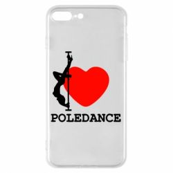 Чохол для iPhone 8 Plus Love Pole Dance