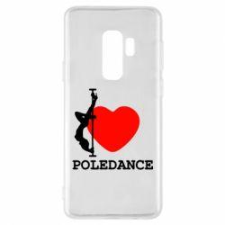Чохол для Samsung S9+ Love Pole Dance